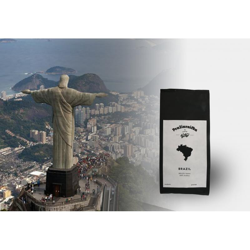 Brazil Santos 100 % Arabica