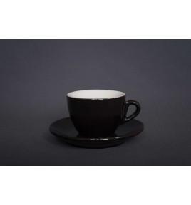 Lungo šálka - čierna 165 ml